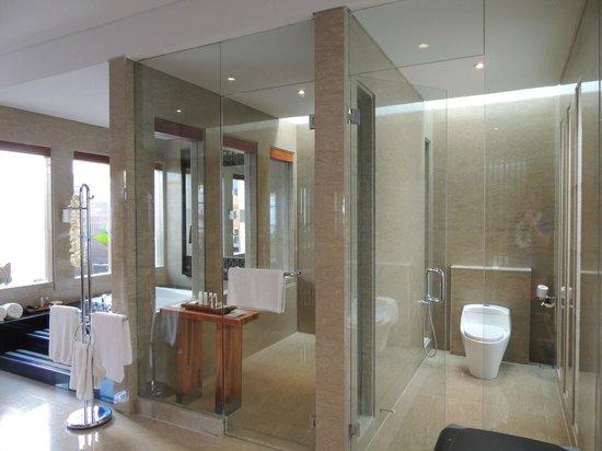 The Samaya Bali Seminyak: douche en wc