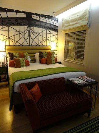 Hotel Indigo London-Paddington: Номер