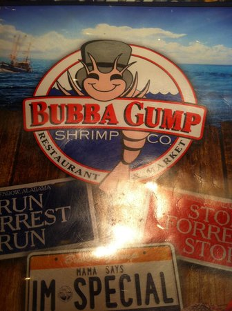 Bubba Gump Shrimp Co. Restaurant and Market: Bubba Gumps Long Beach CA