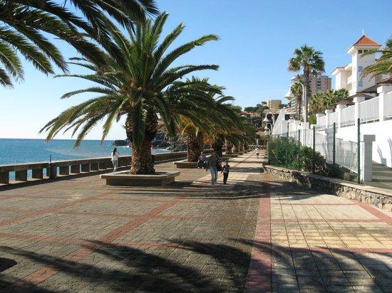 Hotel Riu Palace Madeira: Promenade