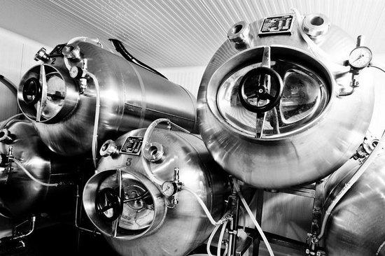 Na Kvetnici: Beer from tanks