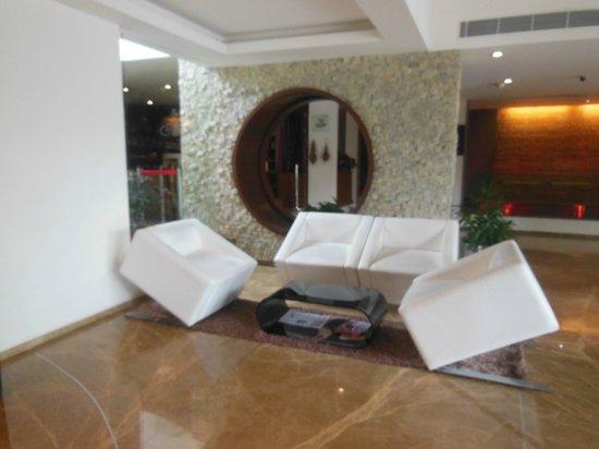 Flora Airport Hotel : Lobby