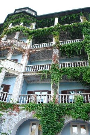 Garni Hotel Jadran - Sava Hotels & Resorts: Отель снаружи