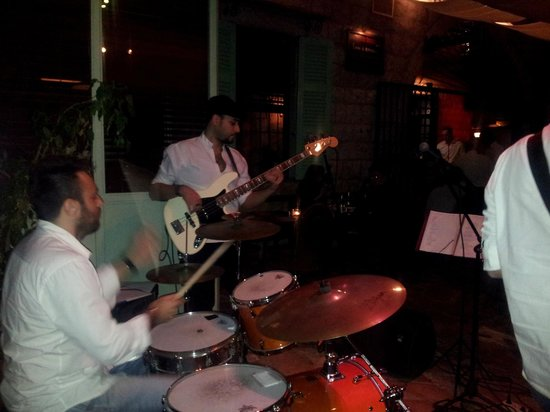 Habana,thursday's Live Band with Pattes Dapht