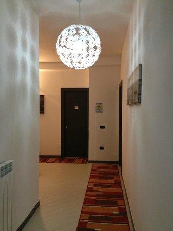 B&B Les Chic : Hallway