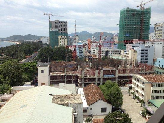 Novotel Nha Trang : Вид с балкона