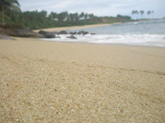 Eva Lanka Hotel: Центральный пляж