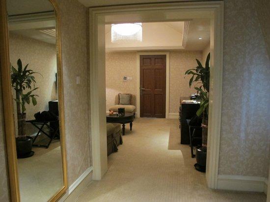 Bund Garden Hotel : 這悶熱的房間