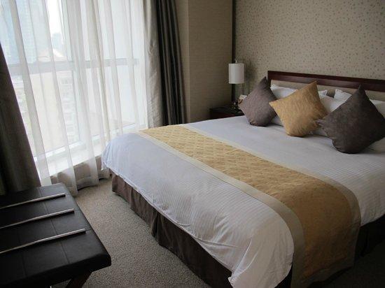Bund Garden Hotel: 乾淨舒服的房間