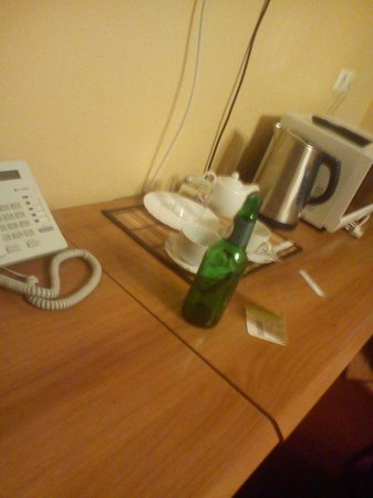 Forte Inn: В номере