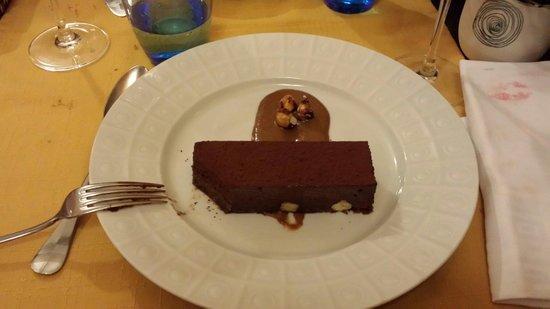 Le Florimond : Barra al cioccolato