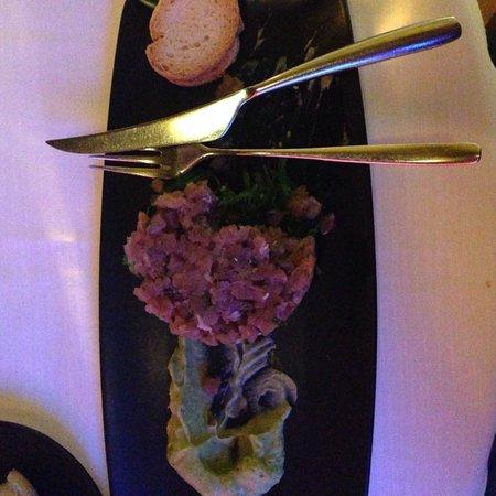 Restaurante Alfileritos 24: Tártar de atún