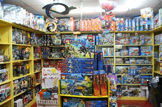 LEGO Store - Picture of Toy Station, Singapore - TripAdvisor