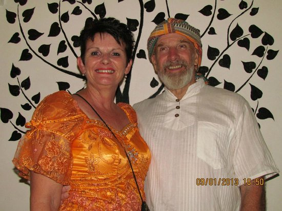 Angkor Voyage Villa: Claire and Bob Carroll/owners