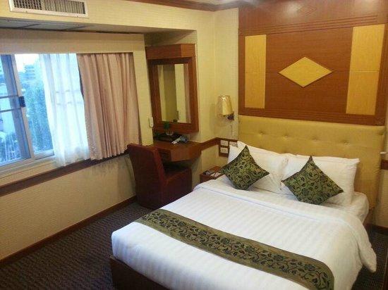 Paradise Sukhumvit: Schlafzimmer mit weiter Aussicht