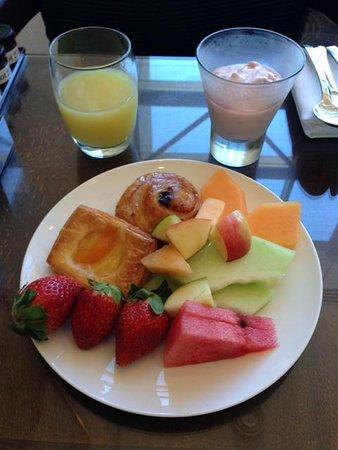 Hyatt Regency Perth: Breakfast