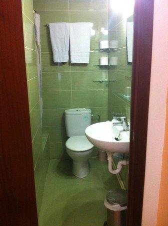 Pension Anorga: Salle de bain