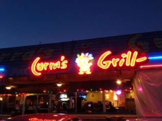 Curra's Grill: Entrance