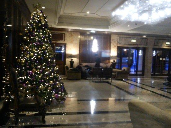 Radisson Blu Edwardian Heathrow Hotel: Hall