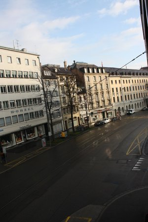 Hotel D - Basel: View