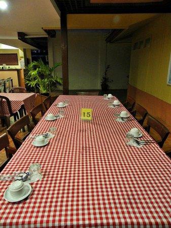 Ysabelle Mansion: Dining area