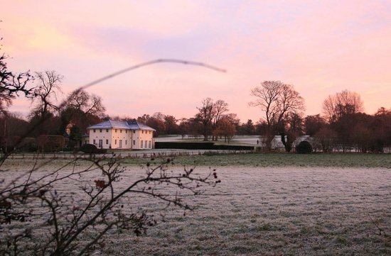 Sopwell House: The view from my window