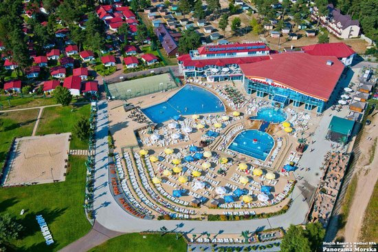 Jaroslawiec, Польша: Kompleks Health Resort & Mediclal Spa Panorama Morska