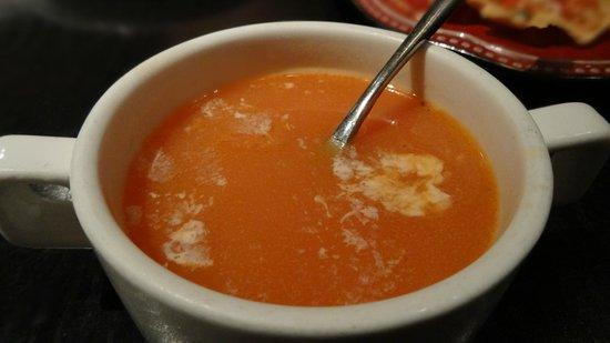 Lotus Land: Томатный суп