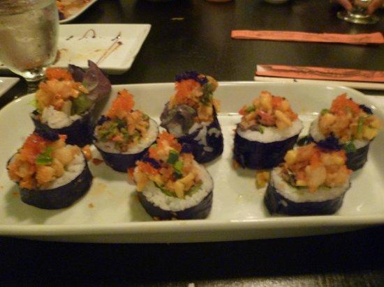 Cafe Kitanishi: The sushi here was great