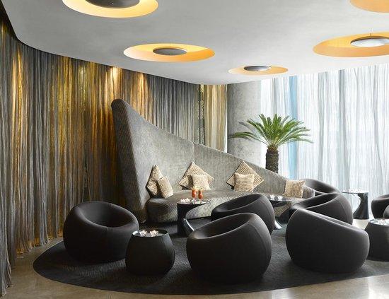 Radisson Blu Hotel, Birmingham: Filini Bar