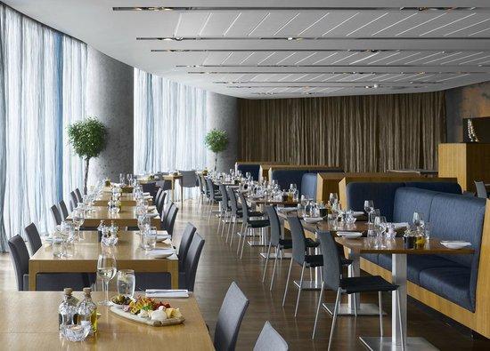 Radisson Blu Hotel, Birmingham: Award Winning Filini Restaurant