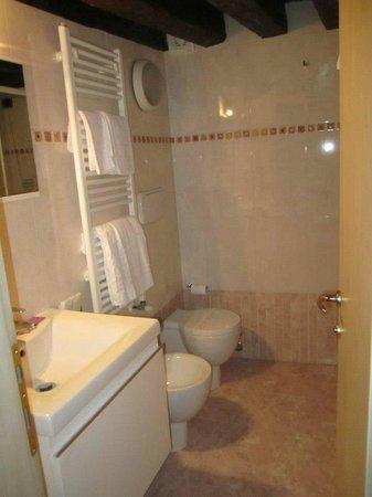 Hotel Castello : bagno