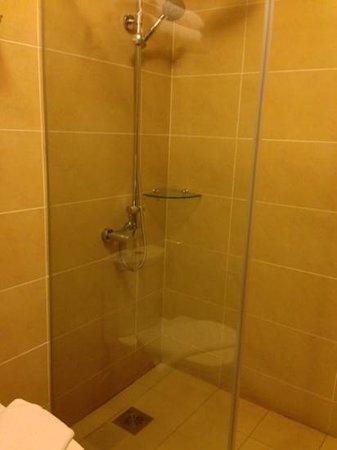 Hotel Granada Johor Bahru: shower
