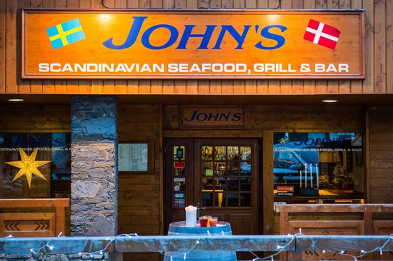 Johns Scandinavian Restaurant Val Thorens