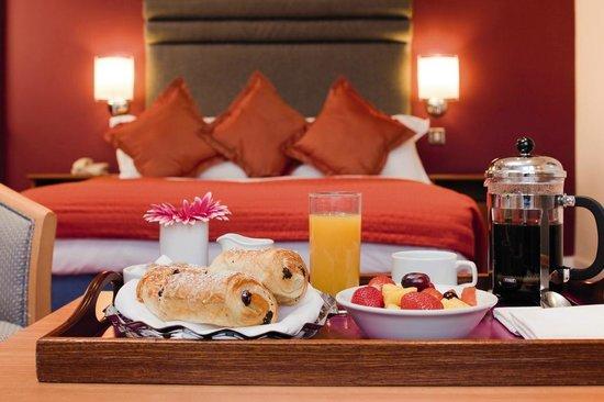 Radisson Blu Hotel, Dublin Airport: Room Amenities
