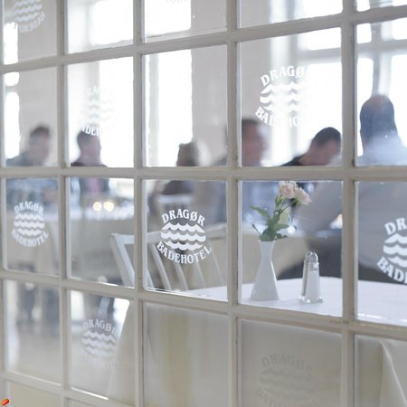 Copenhagen Airport Hotel / Dragor Badehotel: Lunch