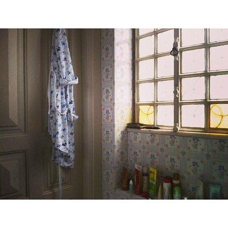 Castelo de Santa Catarina: Ванна комната