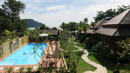 Baan Taranya Resort: Das Hotel