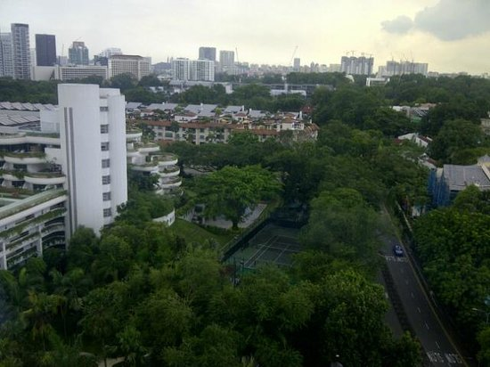 RELC International Hotel : RELC - view from 1506