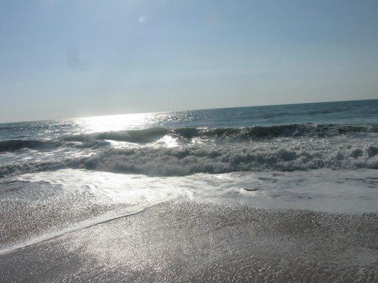Quinta das Amendoeiras: local beach