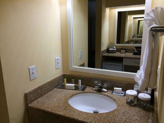 DoubleTree by Hilton Hotel Grand Key Resort - Key West: Wash table