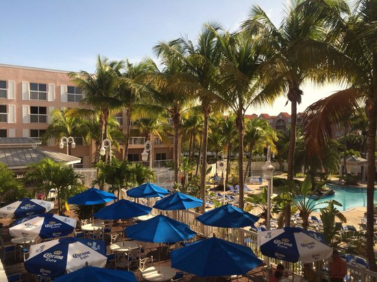 DoubleTree by Hilton Hotel Grand Key Resort - Key West: Our view