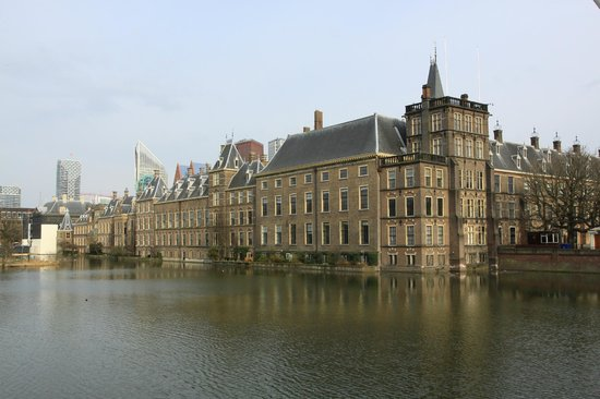 Binnenhof & Ridderzaal (Inner Court & Hall of the Knights) : Вид
