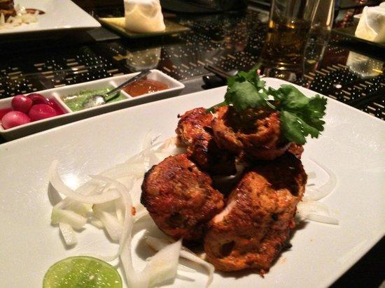 Mantra Restaurant & Bar: Chicken