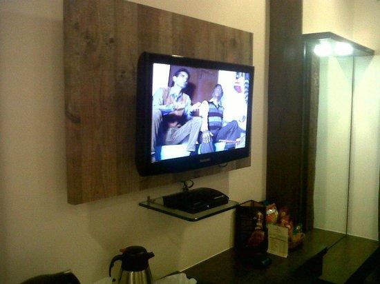 Marigold Regency: LCD Viewing