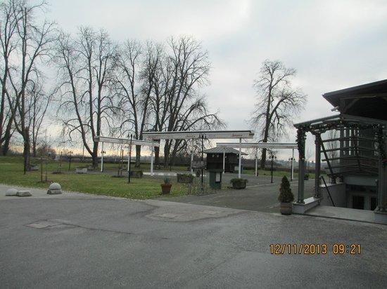 Hotel Korana Srakovcic: Outside view