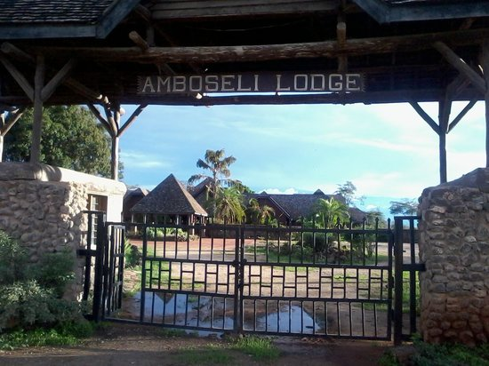 Sentrim Amboseli: Amboseli Lodge - CLOSED DOWN