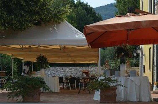 Hotel Villa Rinascimento: Terrazza