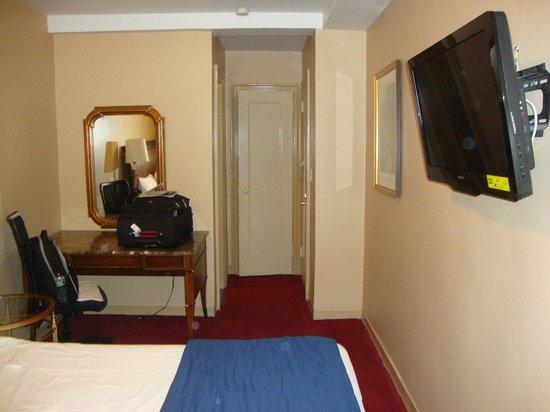 Hotel Carter: Habitación