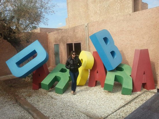 Hôtel Dar Sabra Marrakech : Sculpture